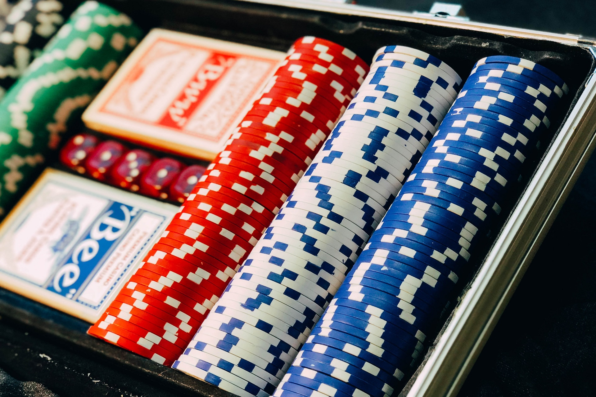 Types Of Poker Games That You Can Play